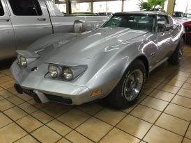 Chevrolet Corvette 1975 T-Top